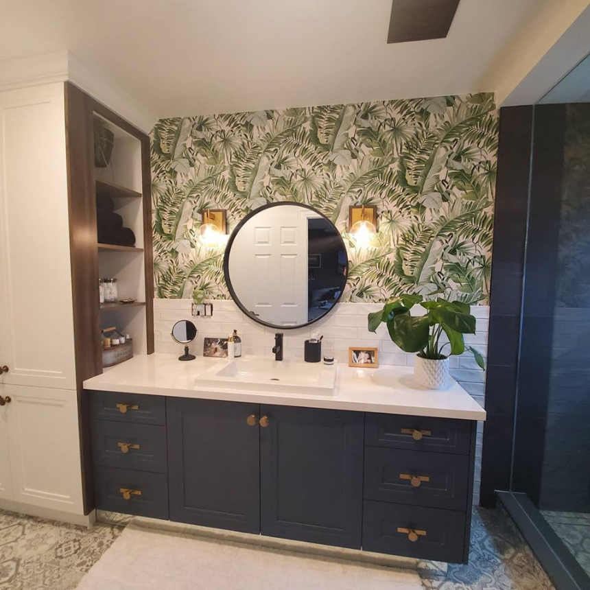Custom Bathroom Vanity Inspiration