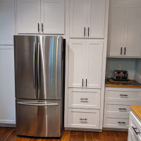 DIY Kitchen Cabinet Refacing