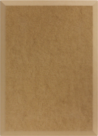 2001 / A / 08 - RAW MDF (UNTREATED)